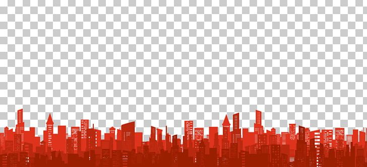Red city clipart jpg freeuse library Red Building Architectural Engineering Architecture PNG ... jpg freeuse library