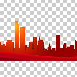 Red city clipart graphic freeuse stock Red City Silhouette PNG Images, Red City Silhouette Clipart ... graphic freeuse stock