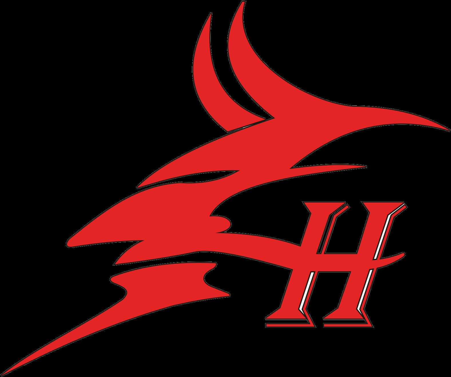 Red devil basketball clipart banner transparent stock The Huntington Red Devils - ScoreStream banner transparent stock
