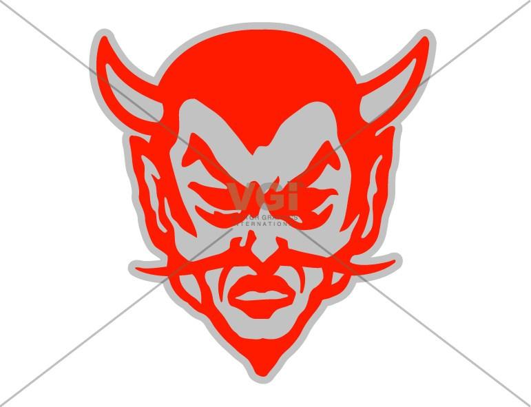 Red devils clipart » Clipart Portal jpg transparent stock