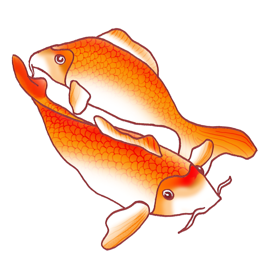 Red fish blue fish clipart image royalty free Red Fish Drawing at GetDrawings.com | Free for personal use Red Fish ... image royalty free