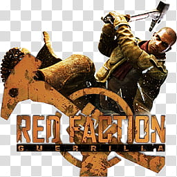 Red faction clipart jpg transparent library Red Faction Guerrilla Icon, Red Faction Guerrilla ... jpg transparent library