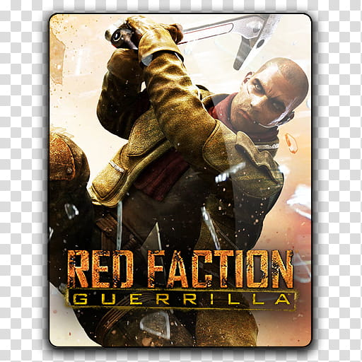 Red faction clipart image freeuse Game Icons , Red_Faction_Guerrilla_v, Red Faction Guerrilla ... image freeuse