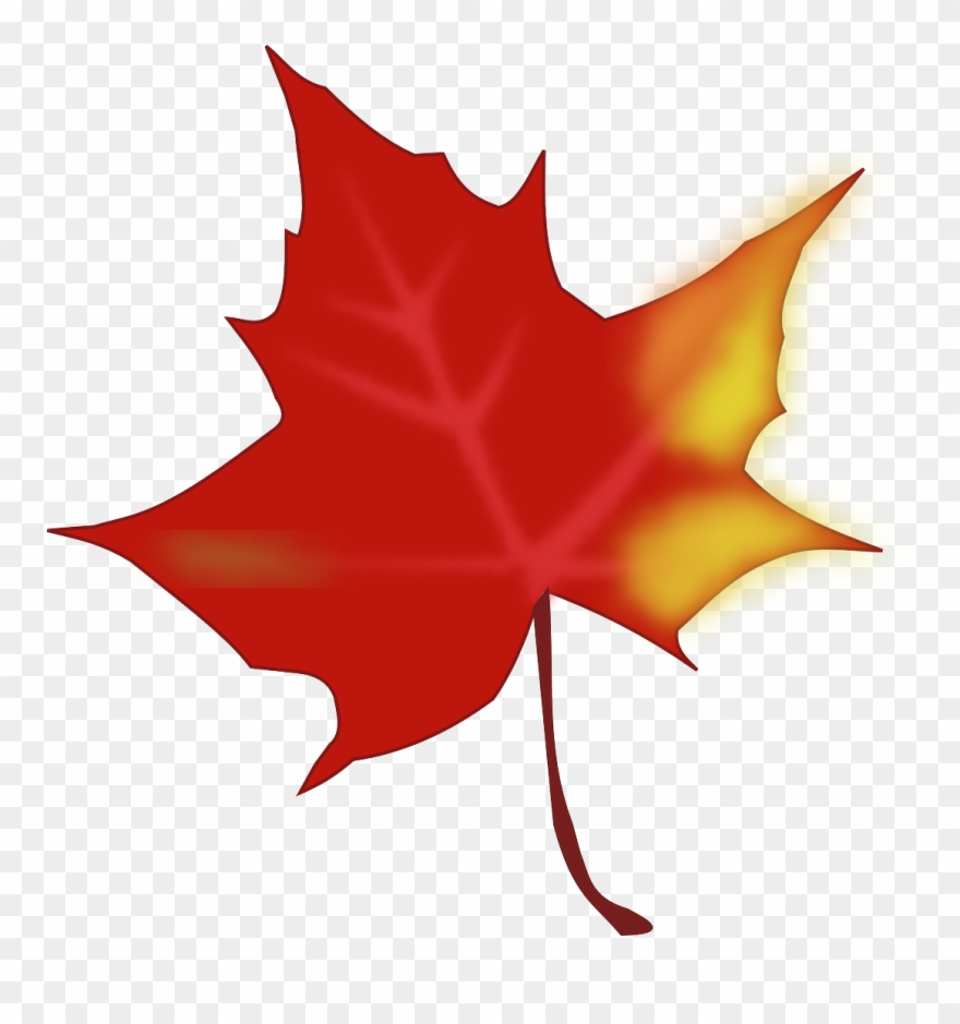 Red fall leaf clipart jpg royalty free download Autumn Fall Leaf Maple Leaf Png Image Clipart (#2368954 ... jpg royalty free download
