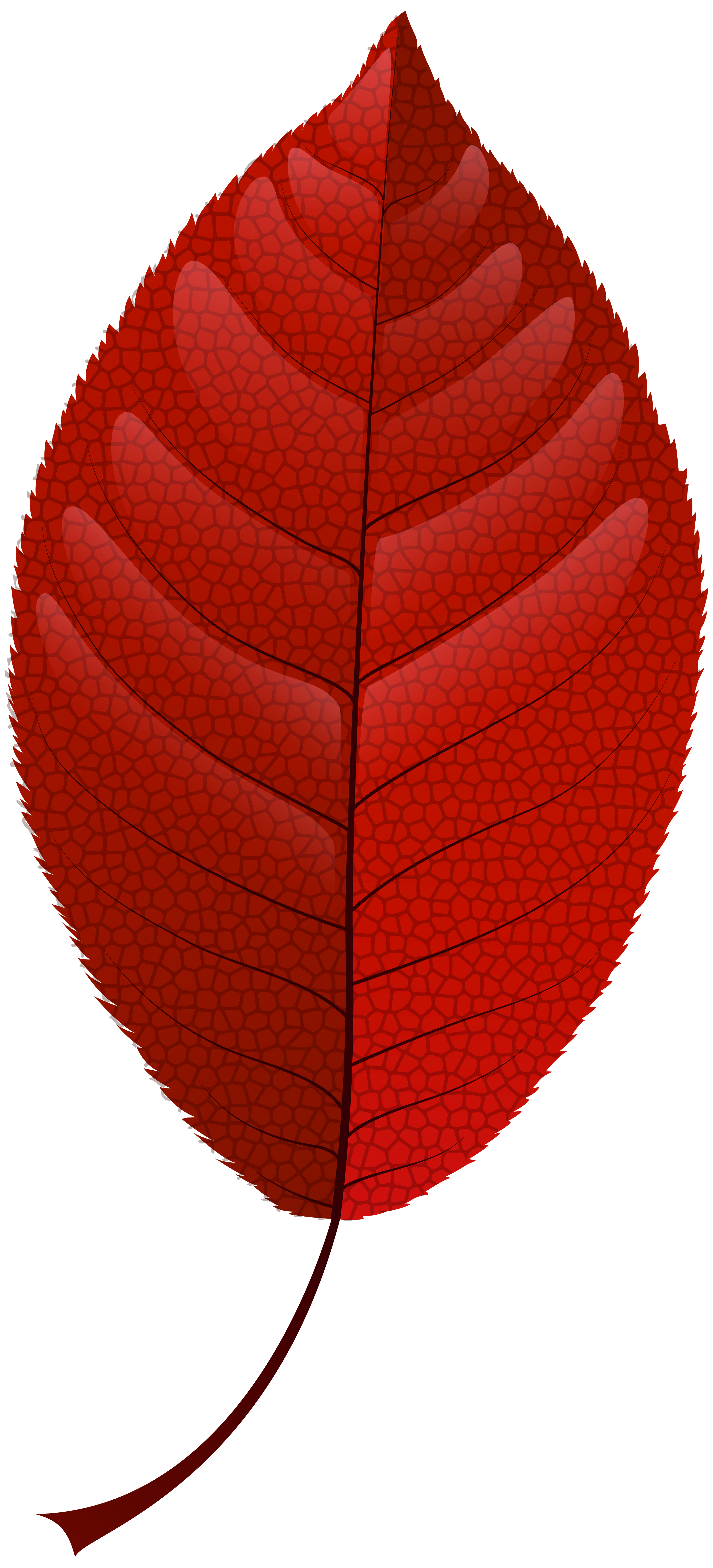 Red fall leaf clipart clipart freeuse Red Fall Leaf PNG Clip Art - Best WEB Clipart clipart freeuse