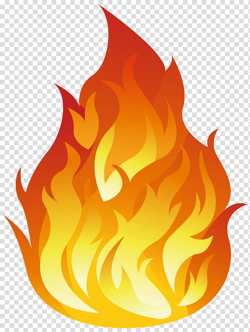 Red fire clipart picture freeuse library Red fire illustration, Flame Fire , Flame transparent ... picture freeuse library