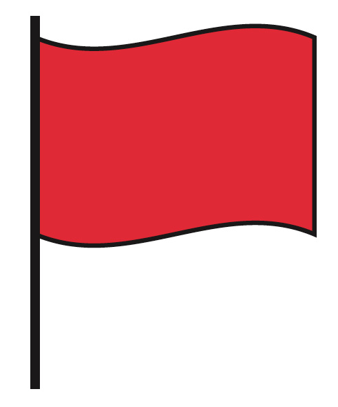 Red flag clipart clip transparent library Free Red-Flag Cliparts, Download Free Clip Art, Free Clip ... clip transparent library