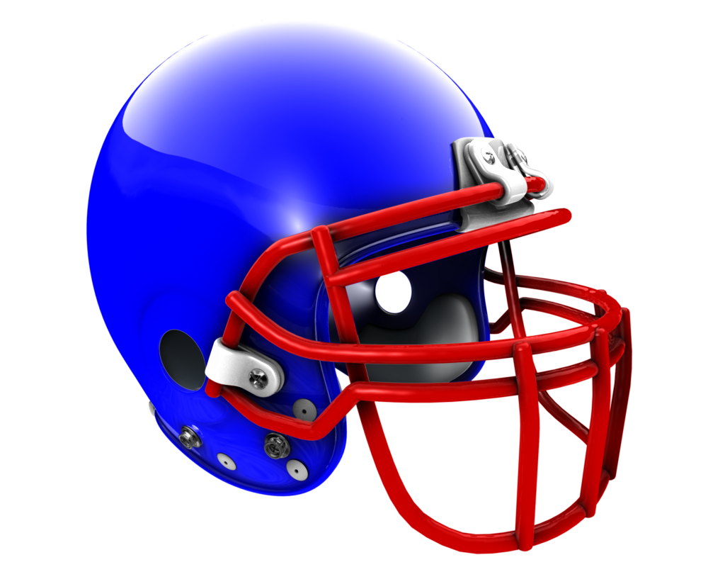 Red football helmet outline clipart banner black and white 3D Rendered Helmet Tutorial - Concepts - Chris Creamer's Sports ... banner black and white