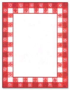 Red gingham border clipart svg library stock gingham border clipart - E8pingtai 2019 svg library stock