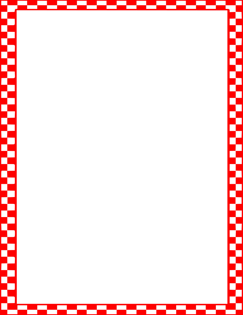 Red checkered border clipart free picture free stock 63+ Checkered Border Clip Art | ClipartLook picture free stock