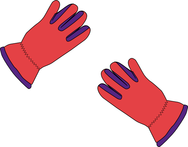 Red glove clipart graphic library library Free Gloves Cliparts, Download Free Clip Art, Free Clip Art ... graphic library library