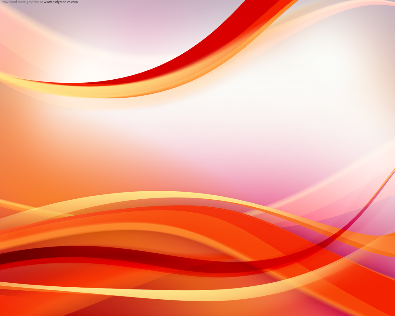 Red graphics jpg free library Red and yellow flowing background | PSDGraphics jpg free library