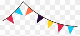 Free PNG Pennant Banner Clip Art Download - PinClipart clipart free stock