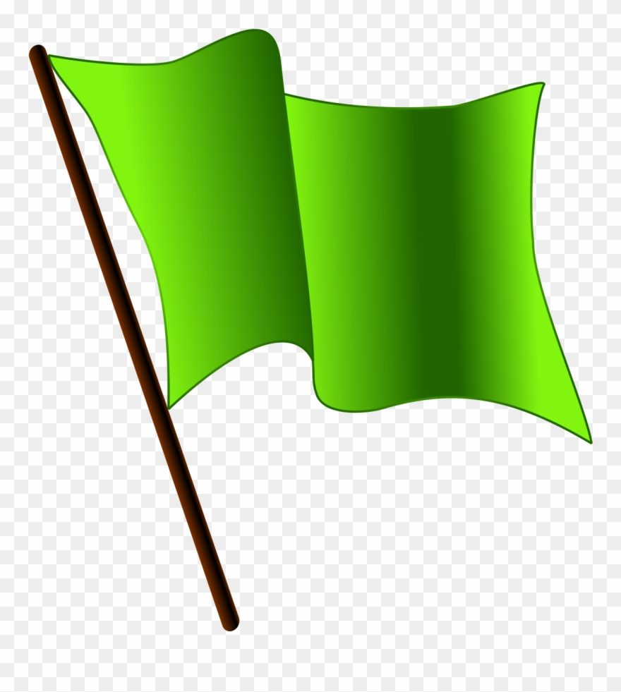 Red & gree flag pennants clipart png transparent background picture stock Flag Clipart Green - Waving Green Flag Gif - Png Download ... picture stock