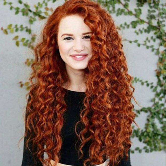 Red hairstyles long and curley curles clipart jpg 28+ albums of Girl With Curly Ginger Hair | Explore ... jpg