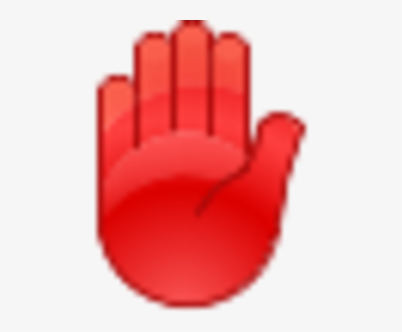 Red hand clipart picture royalty free stock Banner Hand Stop Clipart - Stop Red Hand Clipart - Free ... picture royalty free stock