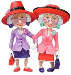 Red hat ladies clipart graphic library download Red Hat Ladies Clipart | Free Images at Clker.com - vector ... graphic library download