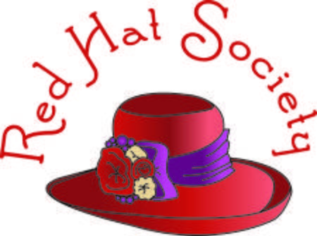 Red hat ladies clipart picture library library Red hat society clipart 2 » Clipart Station picture library library