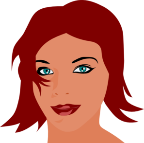Red head woman clipart clip art royalty free Red Headed Woman Clip Art at Clker.com - vector clip art ... clip art royalty free