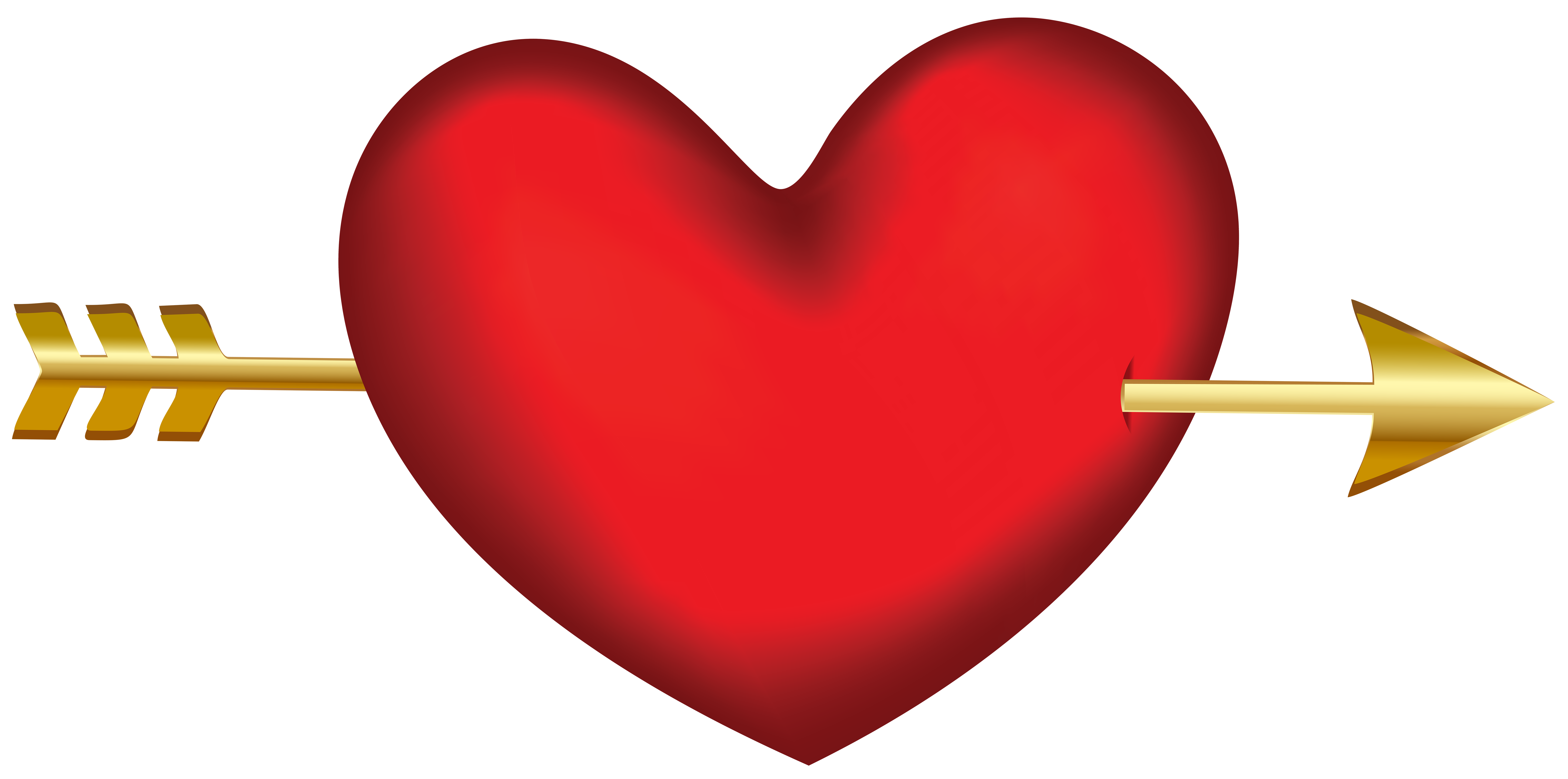 Red heart with arrow clipart transparent background clip art free Heart with arrow png clipart images gallery for free ... clip art free