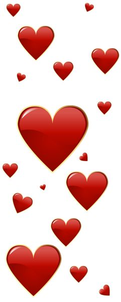 Red hearts clip art png freeuse download 17 Best images about clip art on Pinterest   Heart disease, Clip ... png freeuse download