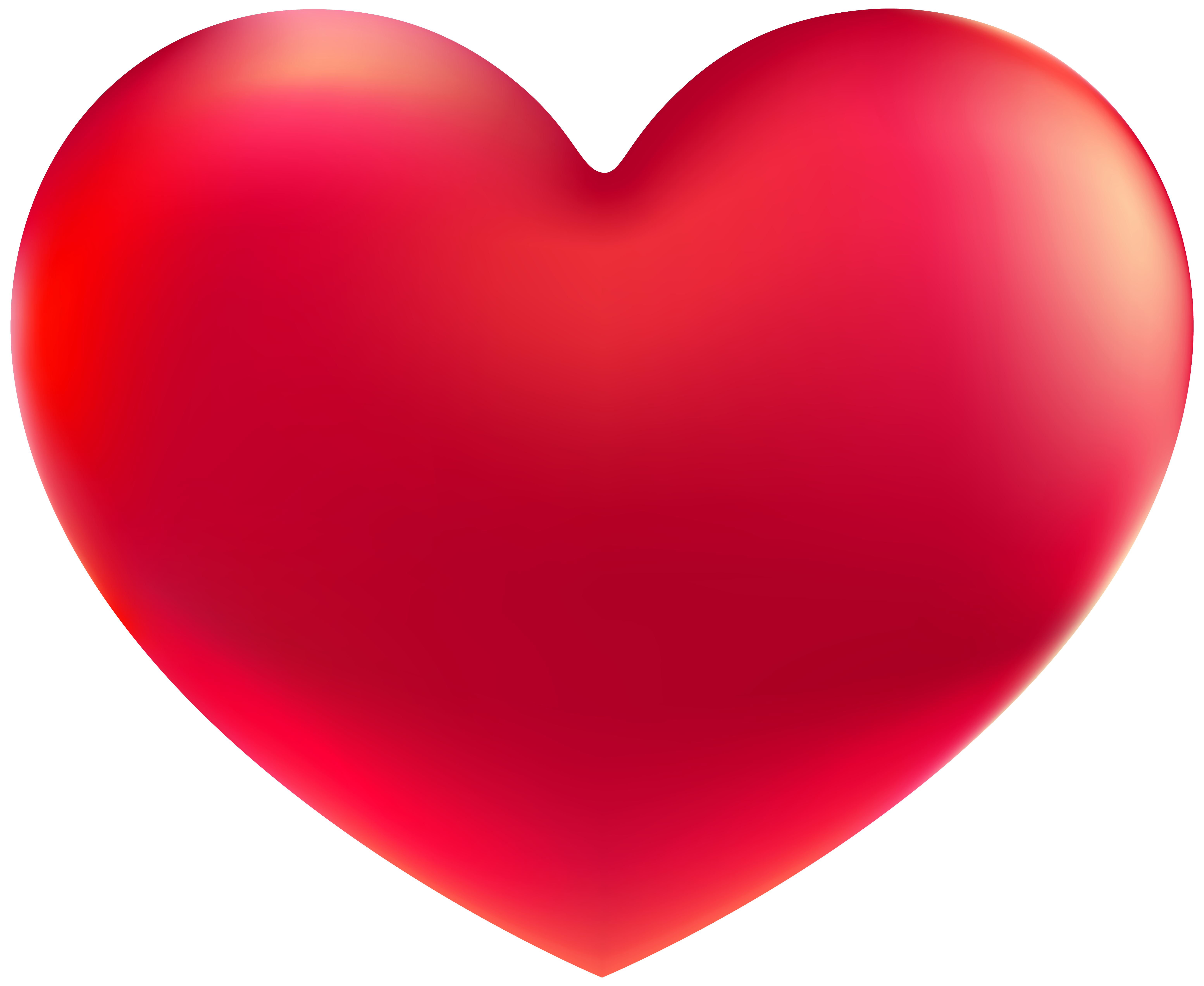 Red heart clipart svg library download Red Heart PNG Clipart Image | Gallery Yopriceville - High-Quality ... svg library download
