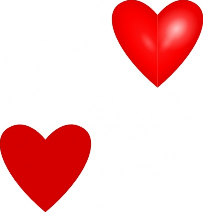 Red hearts clip art banner black and white stock Image Of Red Heart   Free Download Clip Art   Free Clip Art   on ... banner black and white stock