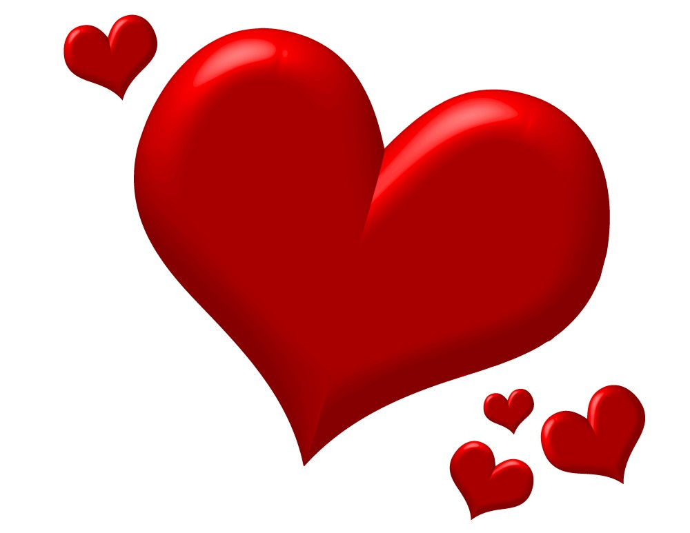 Red hearts clip art picture free library Red Heart Clip Art & Red Heart Clip Art Clip Art Images ... picture free library