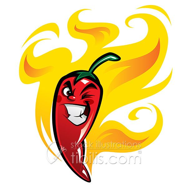 Red Hot Chili Pepper on Behance | Your Pinterest Likes in ... jpg free
