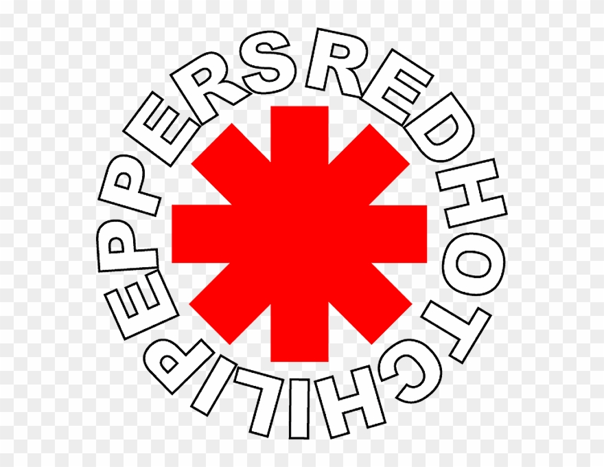 Red Hot Chili Peppers - Logo Red Hot Chili Peppers Clipart ... graphic library stock