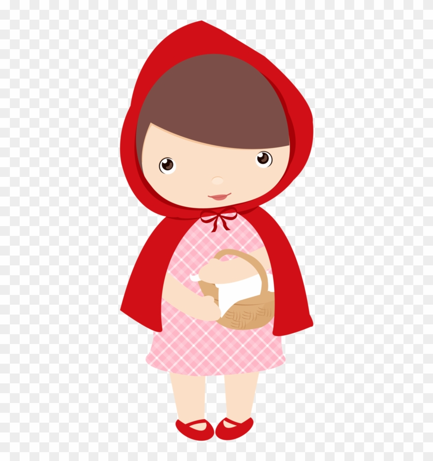 Red Riding Hood Clipart Happy Woman - Little Red Riding Hood ... banner royalty free library