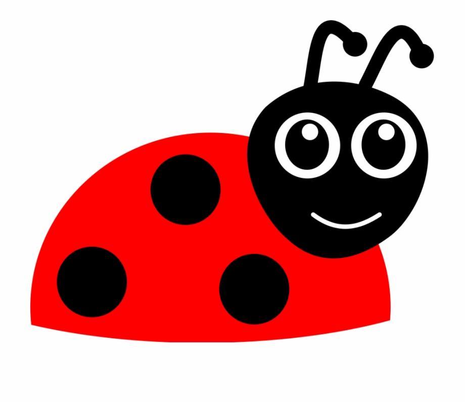 Ladybug Clipart Free - Cartoon Lady Bug, Transparent Png ... png transparent download