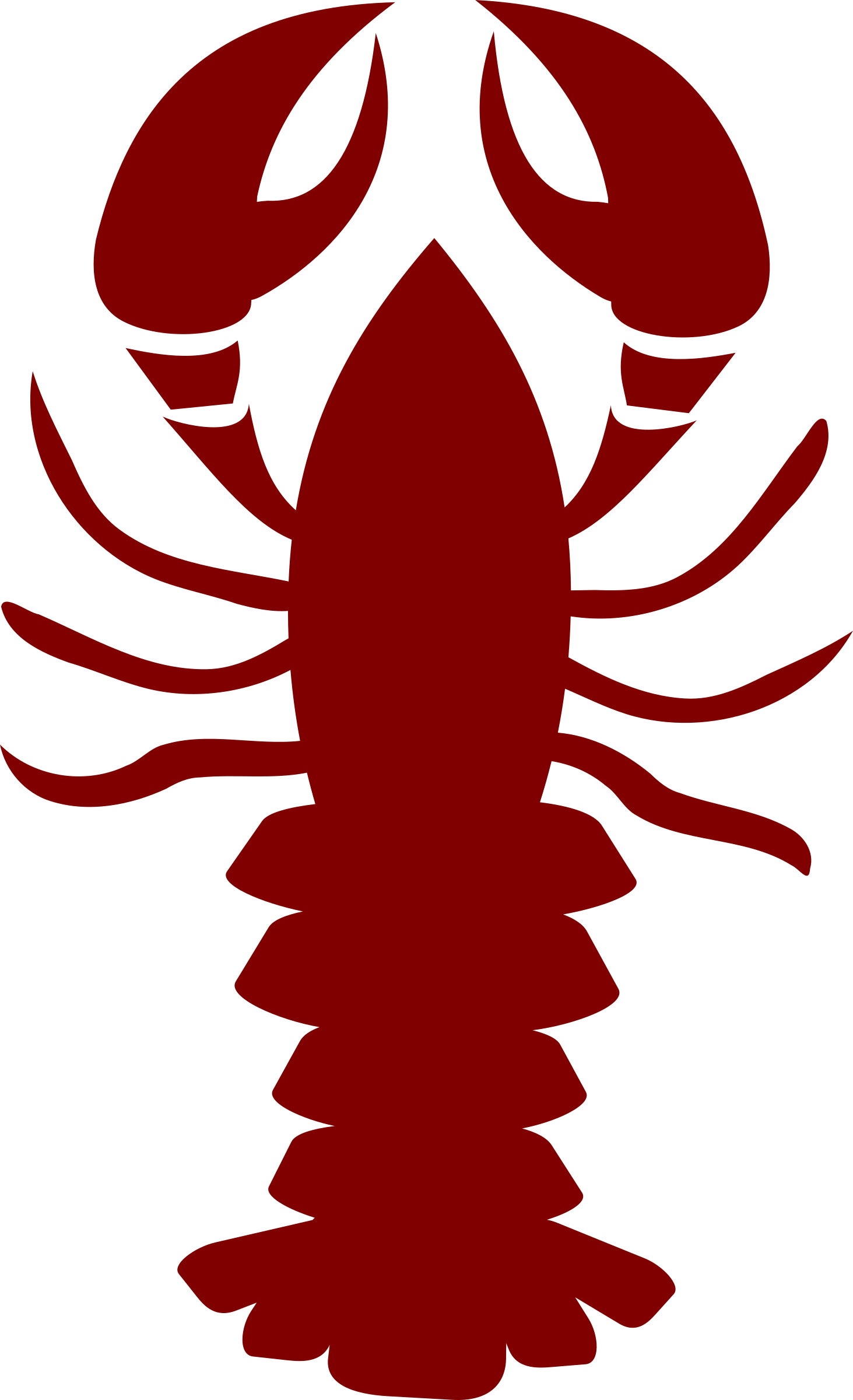 Free Lobster Cliparts, Download Free Clip Art, Free Clip Art ... clip black and white