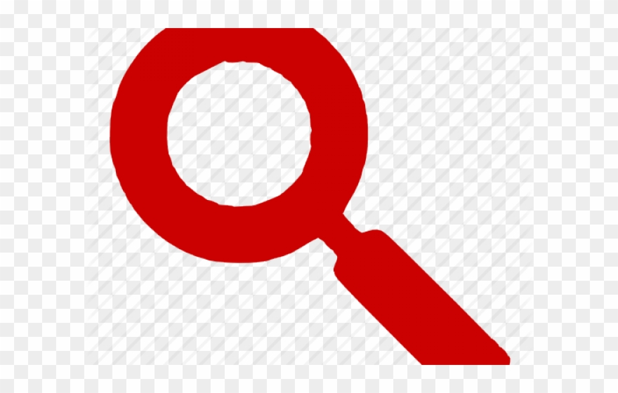 Red Clipart Magnifying Glass - Circle - Png Download ... jpg