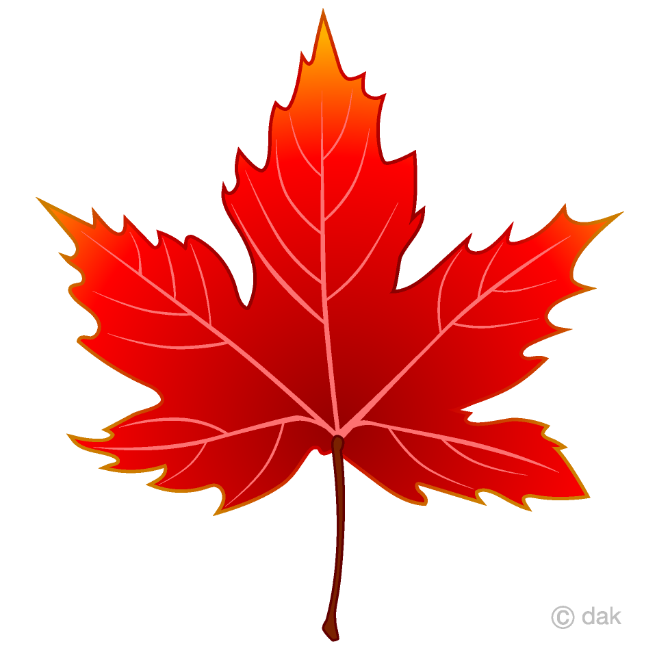 Red maple leaf clipart clipart freeuse download Red Maple Leaf Clipart Free Picture|Illustoon clipart freeuse download
