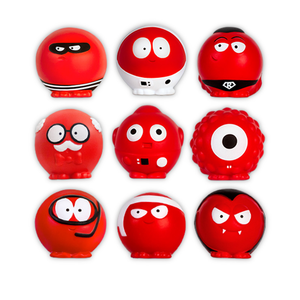 Red nose clipart png royalty free library Red Nose Day Clipart | Free Images at Clker.com - vector ... png royalty free library