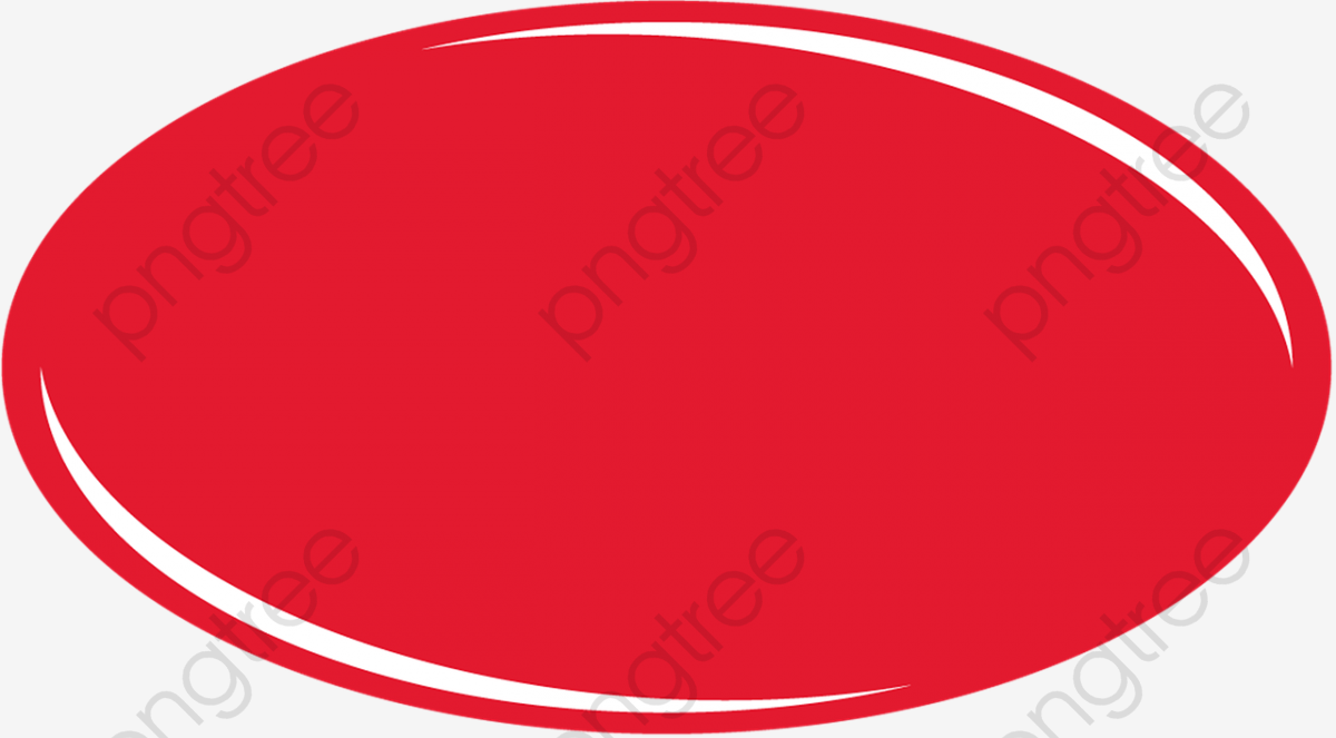 Red Oval, Red, Oval, Reflective PNG Transparent Image and ... jpg black and white library
