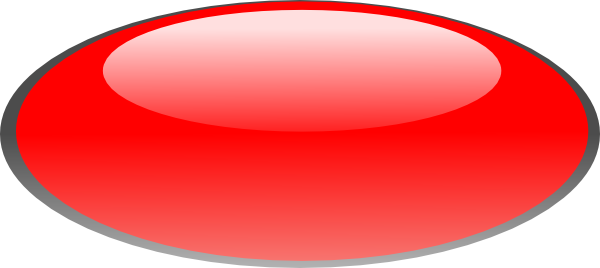 Red Oval Button Clip Art at Clker.com - vector clip art ... image freeuse