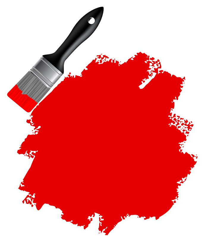 Red paint brush stroke vector clipart free jpg library Brush Stroke Clipart | Free download best Brush Stroke ... jpg library