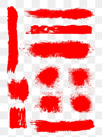 Red Brush PNG Images | Vector and PSD Files | Free Download ... image download