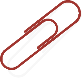 Red paper clip clipart svg library stock Paperclip Png & Look At Clip Art Images - ClipartLook svg library stock