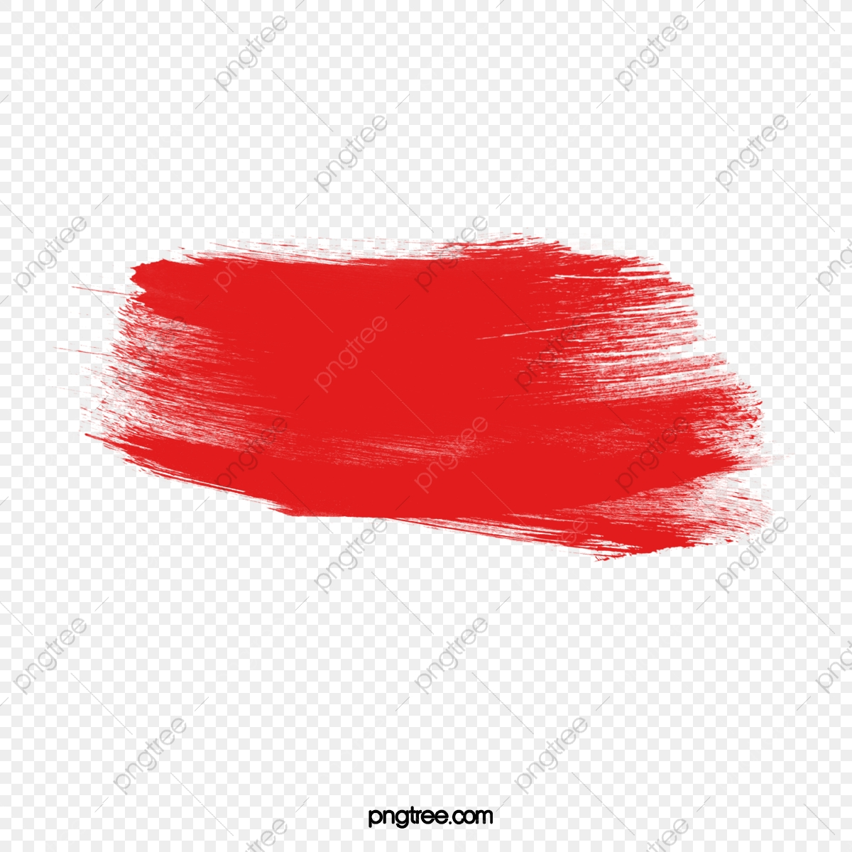 Brush Painting Red Pattern, Brush Clipart, Painting Brush ... graphic library download