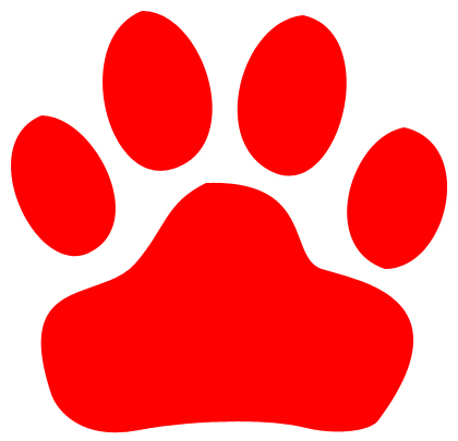Red paw clipart svg library Free Panther Paw Cliparts, Download Free Clip Art, Free Clip ... svg library