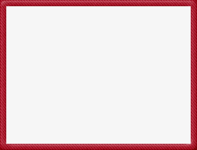Red photo frame clipart clip art freeuse library Red Frame Png & Free Red Frame.png Transparent Images #4140 ... clip art freeuse library