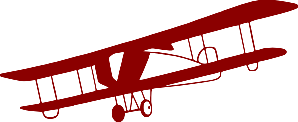 Red plane banner clipart picture free stock Red plane banner clipart - ClipartFest picture free stock