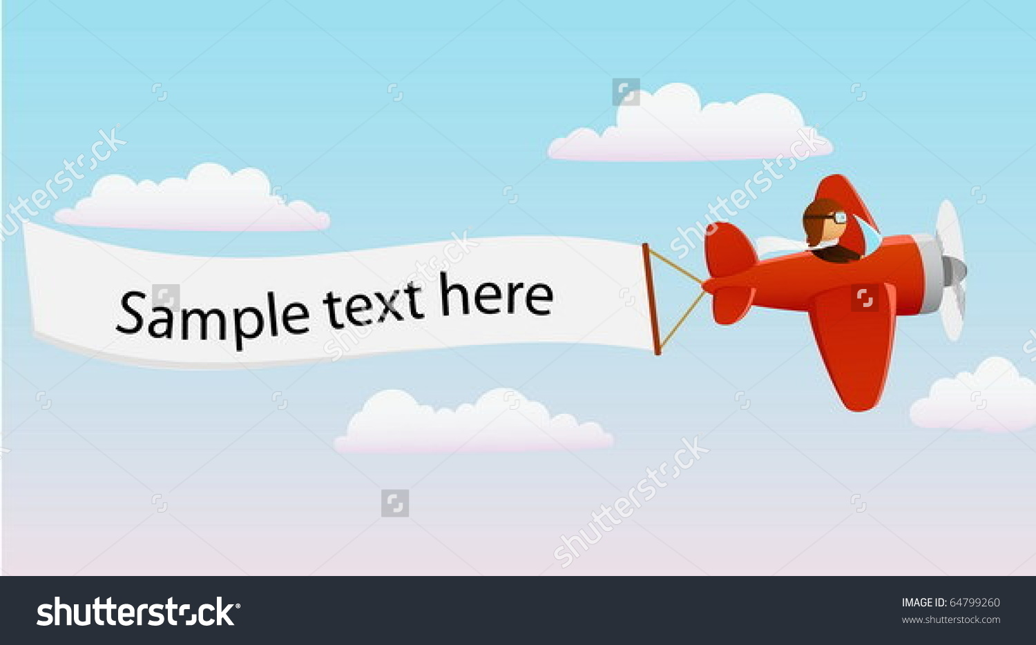 Red plane banner clipart banner transparent stock Red plane banner clipart - ClipartFox banner transparent stock