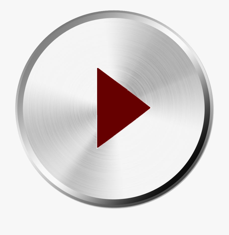 Play Button Red Png - Play Button 3d Png , Transparent ... jpg library download