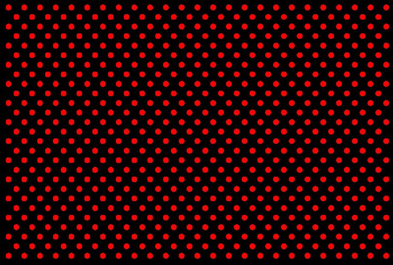 Red polka dot clipart banner freeuse stock Free Clipart: Red Polka Dots   Prawny banner freeuse stock