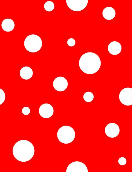 Light Blue Polka Dots Clip Art at Clker.com - vector clip ... graphic library