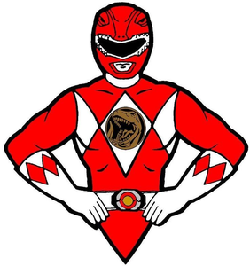 Pink Power Ranger Clipart | Free Images at Clker.com ... picture transparent